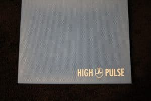 High Pulse Balance Pad