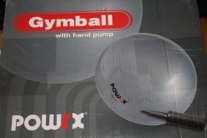 Gymnastikball POWRX