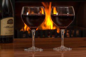 Perfekte Temperatur dank Weintemperierschrank