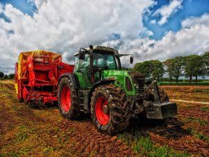 Traktoren begeistern jung und alt